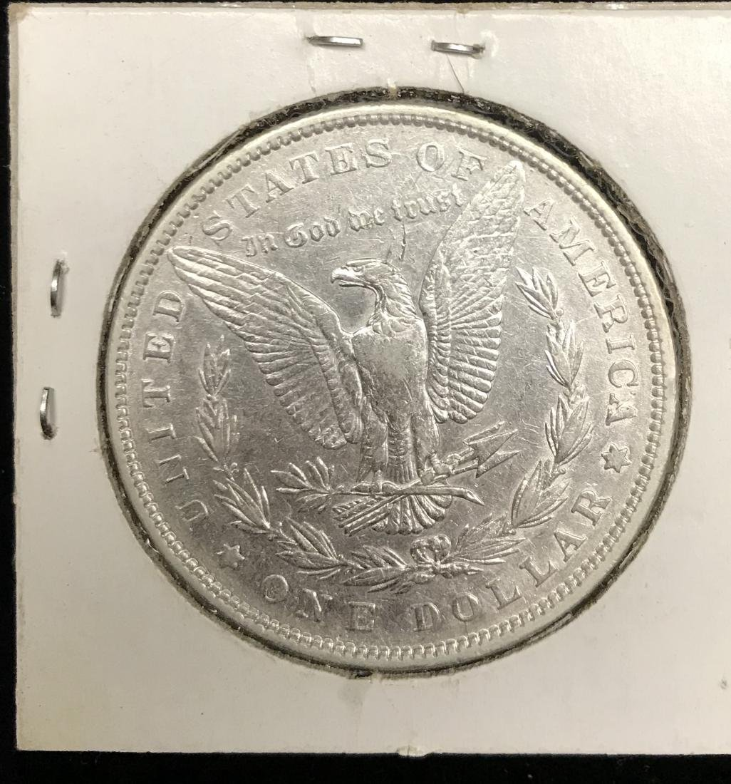 1879-P $1 Morgan Silver Dollar - 2