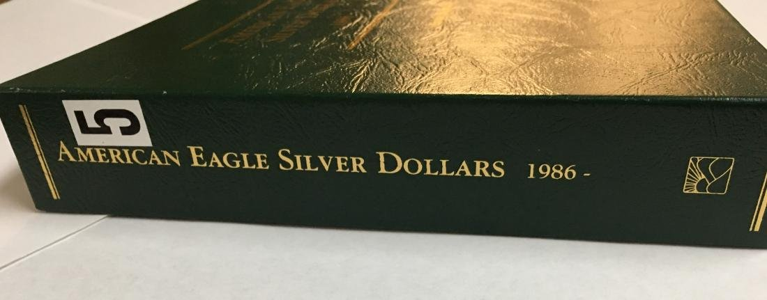 American Eagle Silver Dollars 1986-2009 Archival - 8