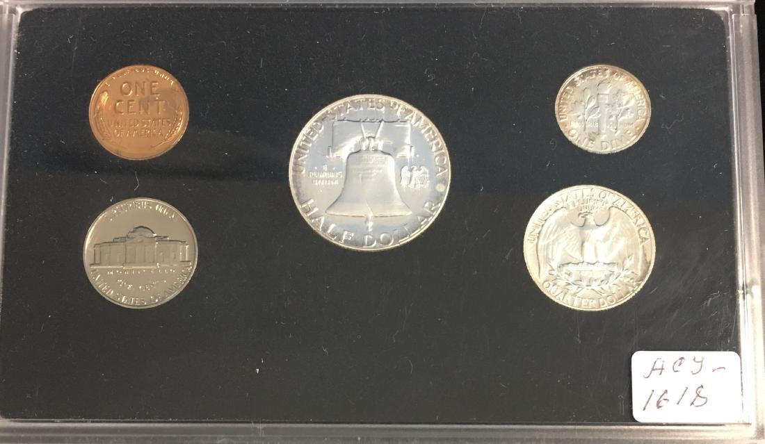 1958 U.S. Proof Set - 2