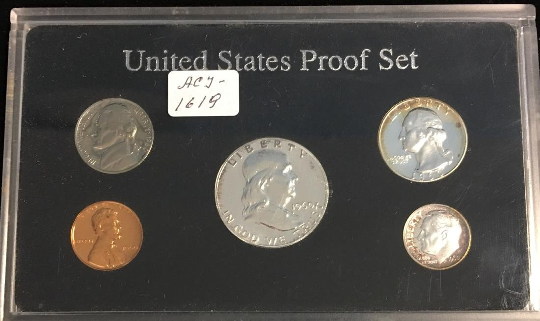1960 U.S. Proof Set