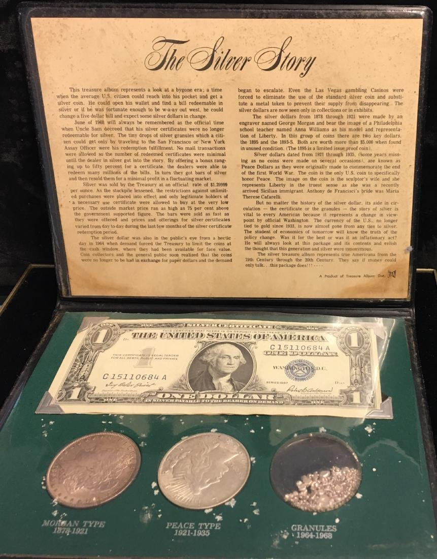 The Silver Story Set