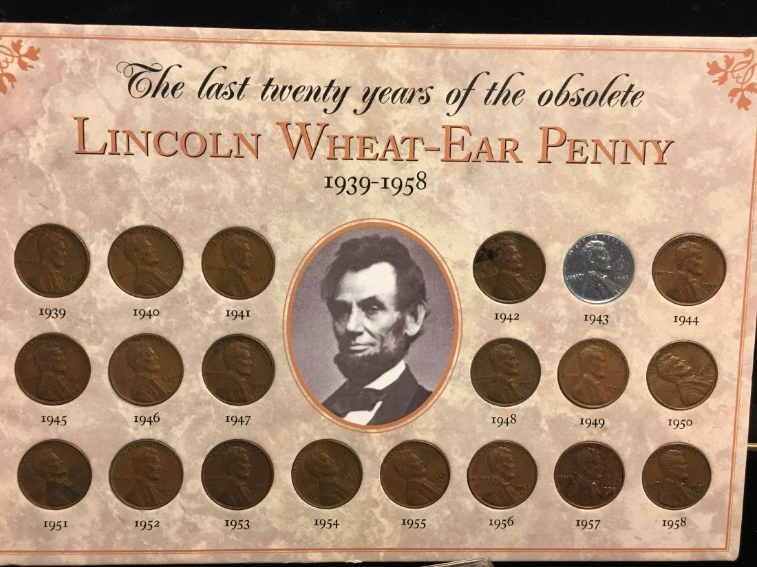 Set of 3 Lincoln Sets - 5