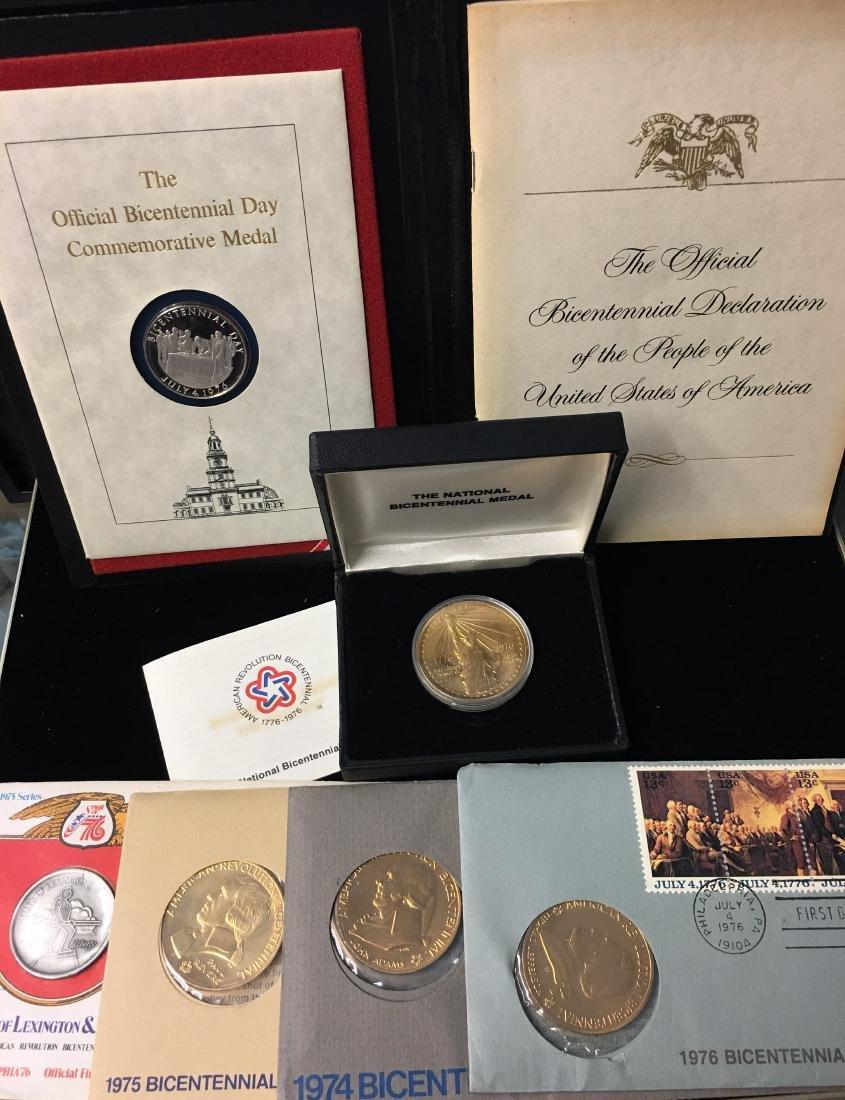 Set of 6 Different Bicentennial Lots