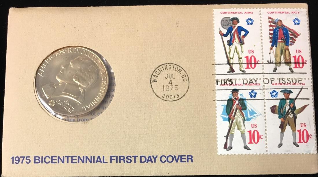 Set of 6 Different Bicentennial Lots - 2