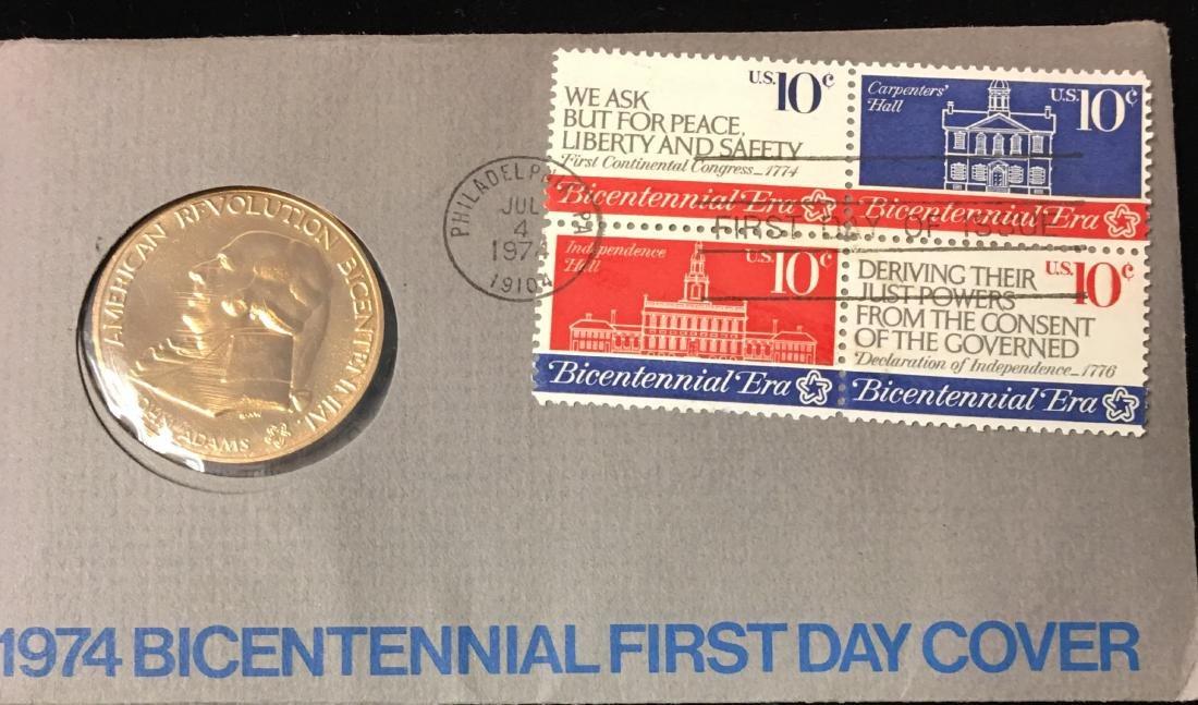Set of 6 Different Bicentennial Lots - 3