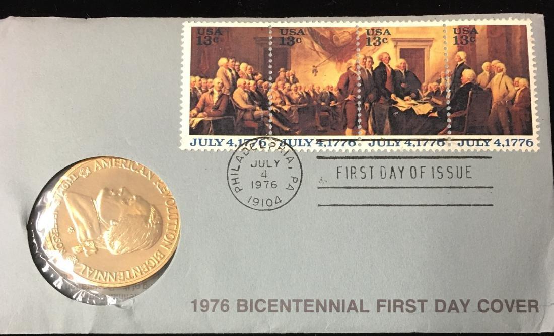 Set of 6 Different Bicentennial Lots - 4