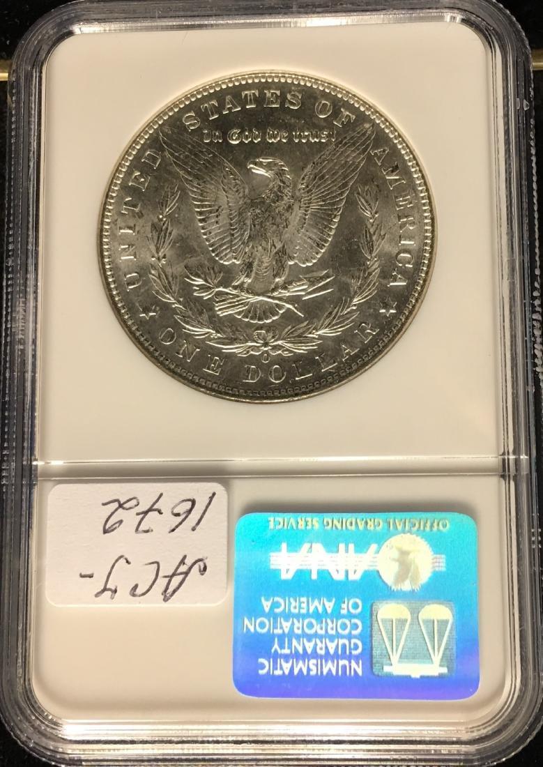 1904-O $1 Morgan Silver Dollar NGC MS65 - 2