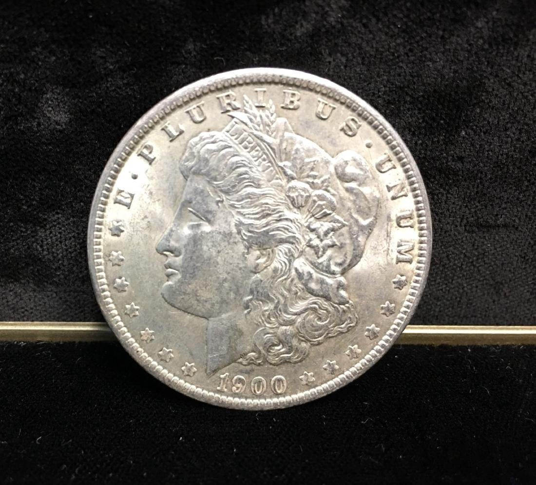 1900-O $1 Morgan Silver Dollar
