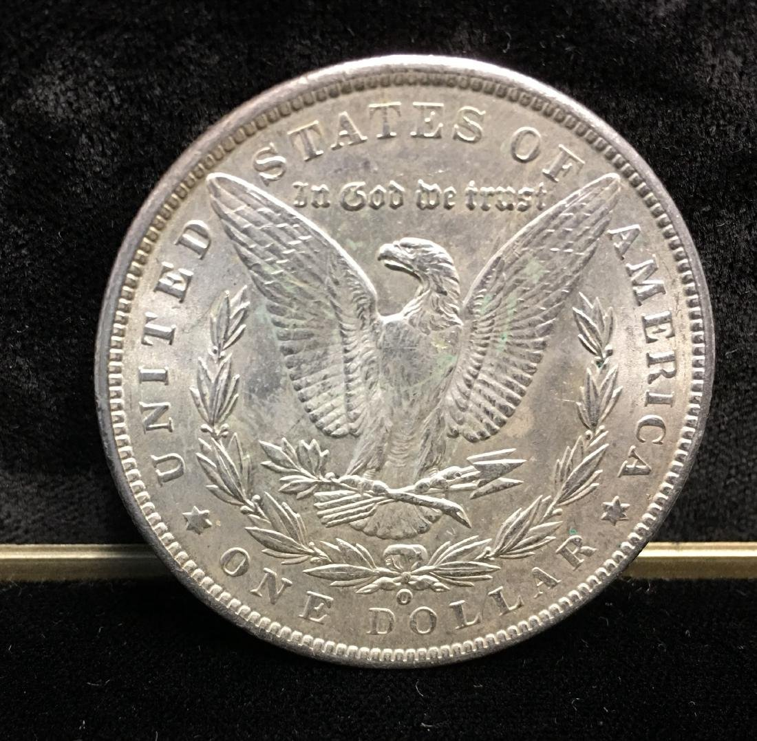 1900-O $1 Morgan Silver Dollar - 2