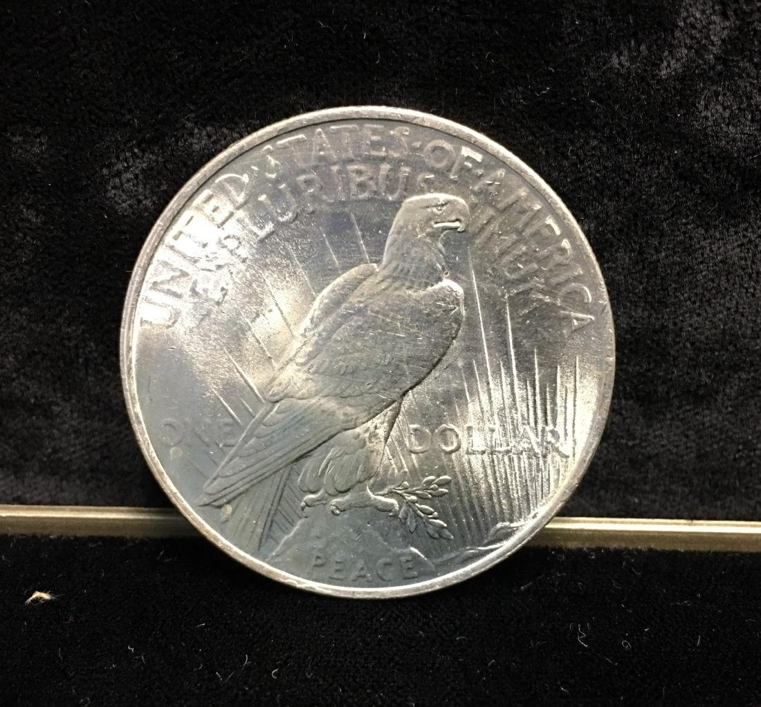 1923-P $1 Peace Dollar GEM BU - 2