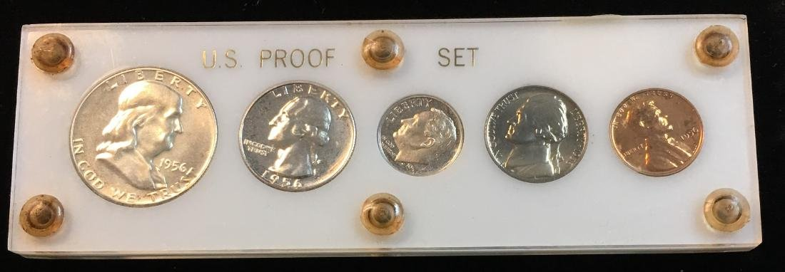 1956 U.S. Proof Set As Is