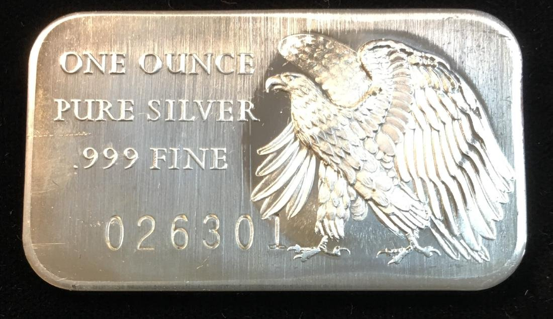 200 Years of Independence 1776-1976 1 oz Pure Silver