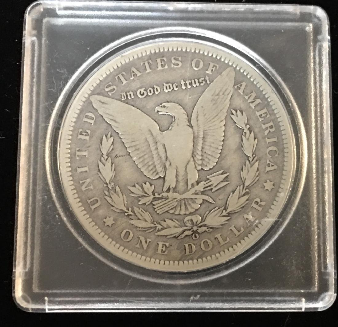 1890-O $1 Morgan Silver Dollar - 2