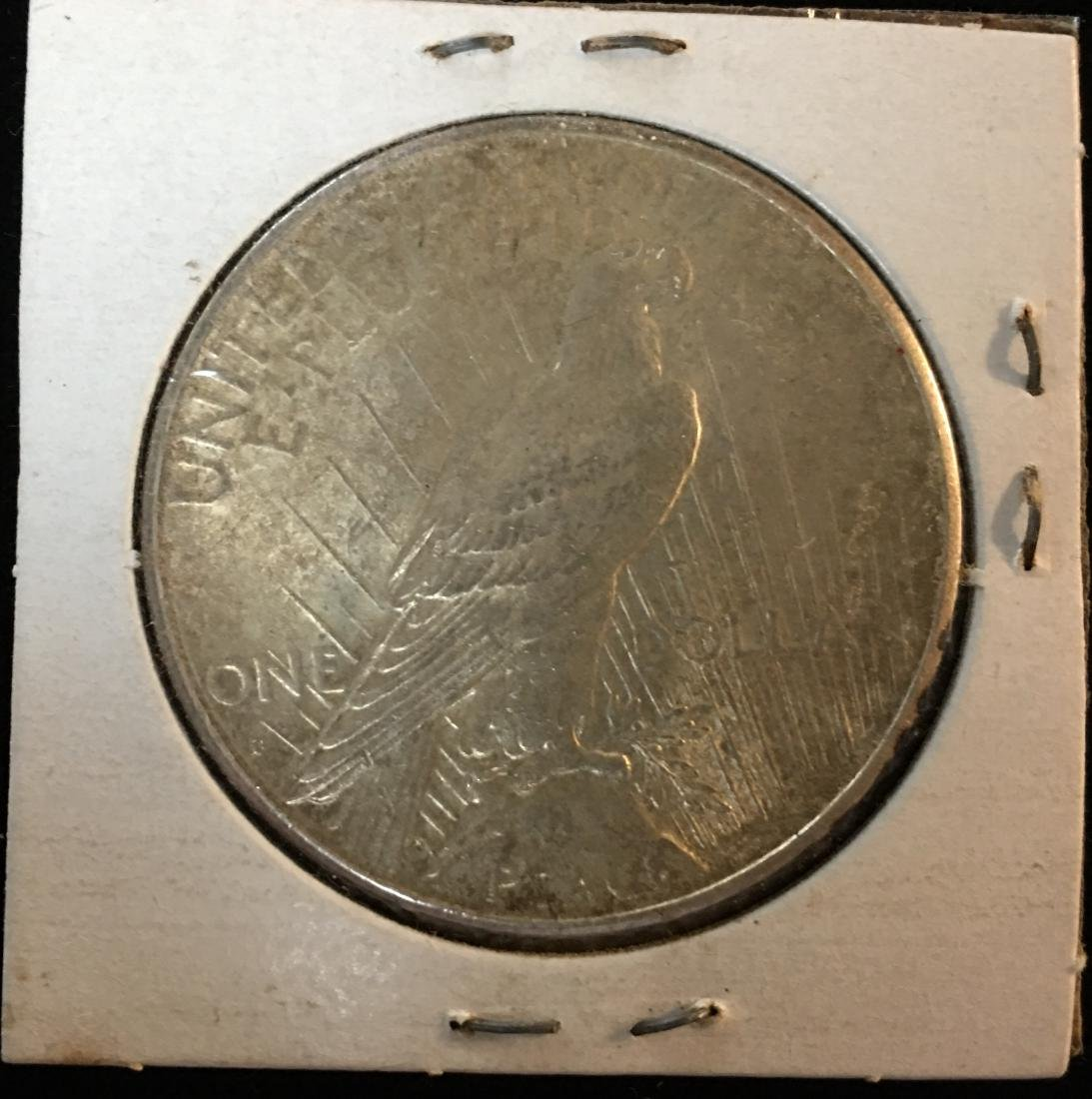 1926-S $1 Peace Silver Dollar GEM BU - 2