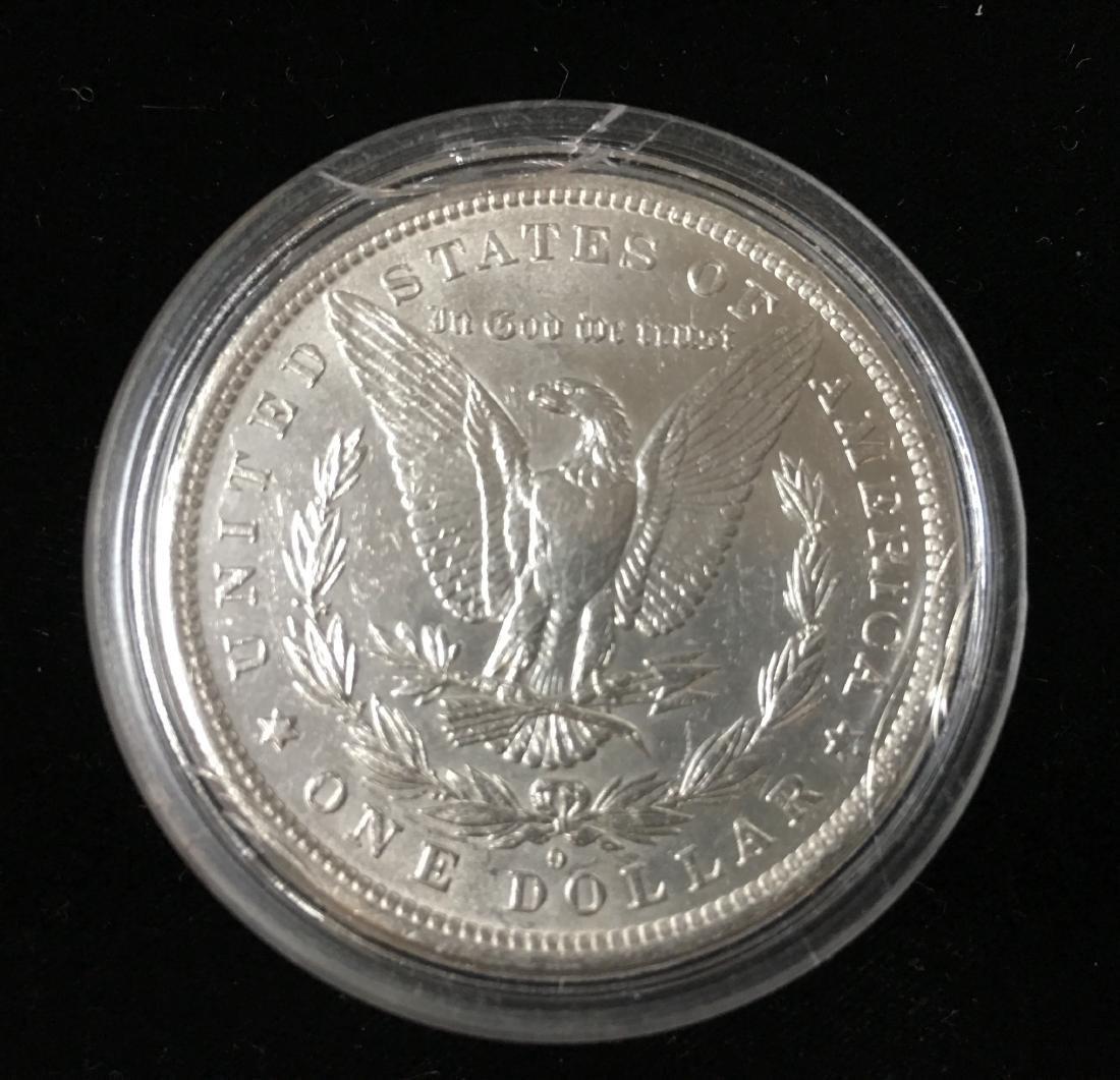 1883-O $1 Morgan Silver Dollar AU/BU - 2