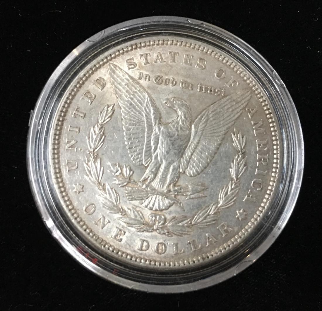 1885-P $1 Morgan Silver Dollar AU/BU - 2