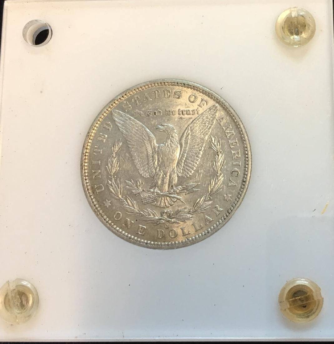 1881-O $1 Silver Morgan Dollar BU - 2