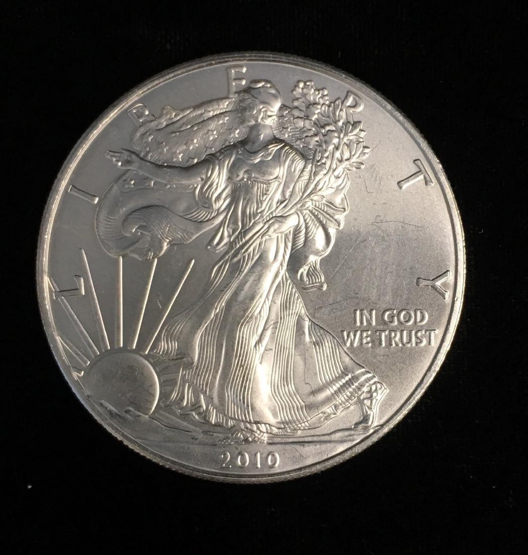 2010 $1 American Silver Eagle BU