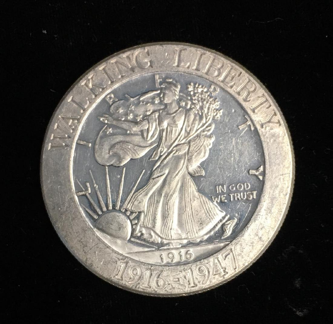 Silver Round 1 tr. oz .999 Silver - 1916-1947 Copy of