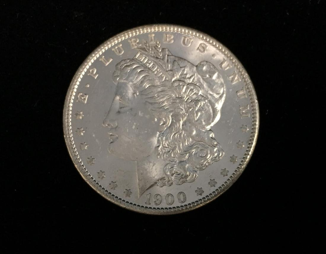 1900-O $1 Morgan Silver Dollar MS63