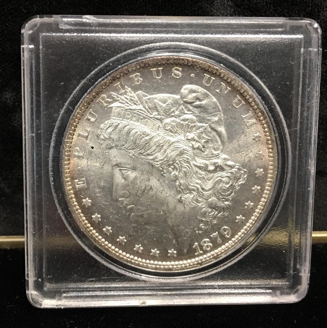 1879-O $1 Morgan Silver Dollar Proof Like
