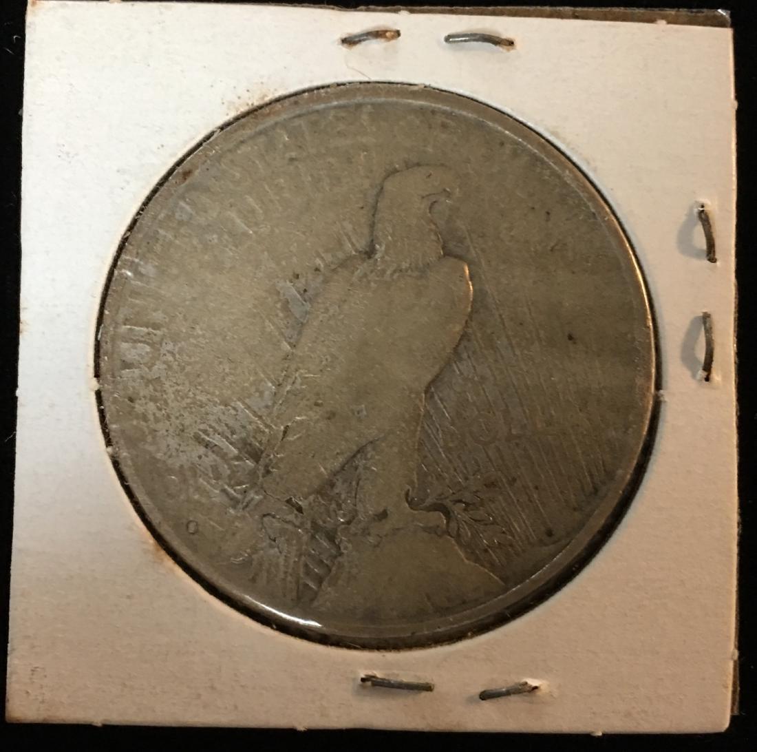 1934-S $1 Peace Silver Dollar - 2
