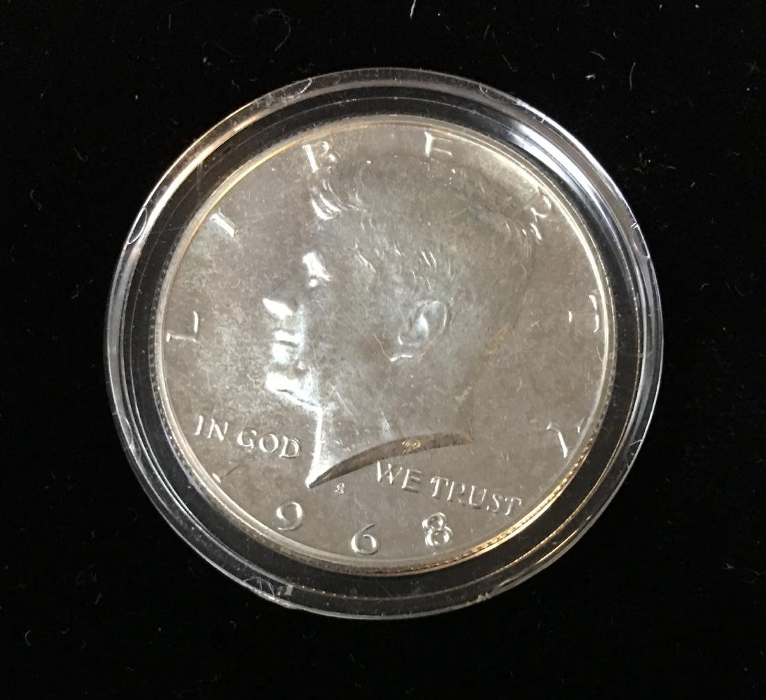 1968-S 50C Kennedy Half Dollar Proof 40% Silver