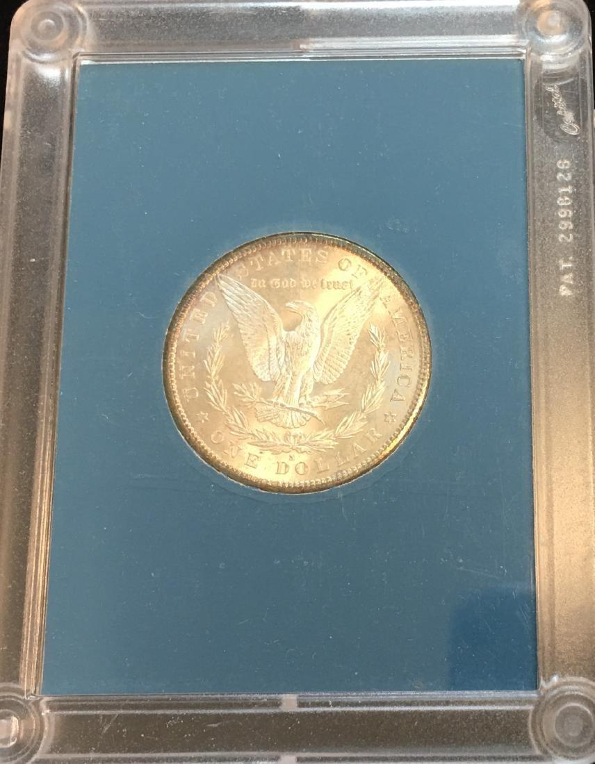 1880-S $1 Silver Morgan Dollar GEM BU - 2