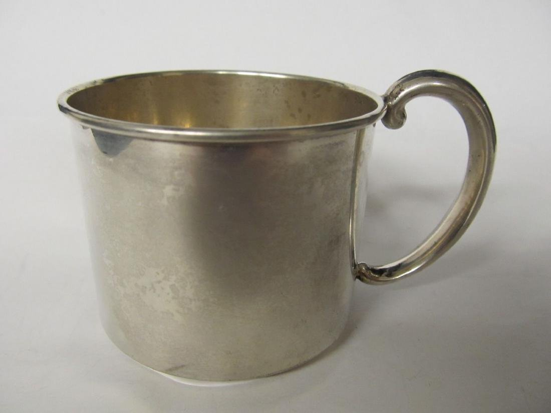 WEBSTER STERLING BABY CUP # 305 EXCELLENT CONDITION