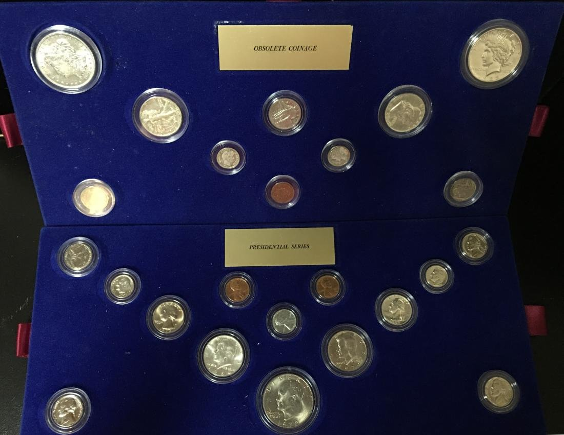 Obsolete Coinage & Collection Presidential Series Sets