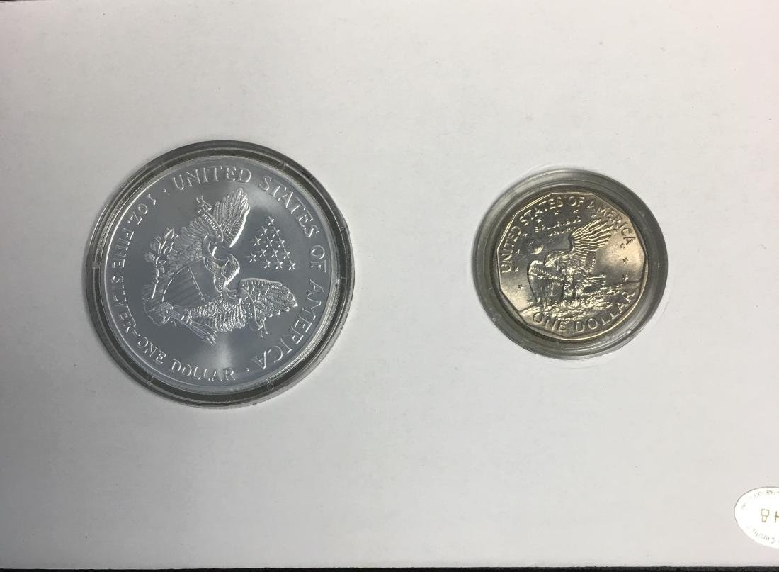The U.S. Mint's Largest and Smallest Dollar Coin - 3