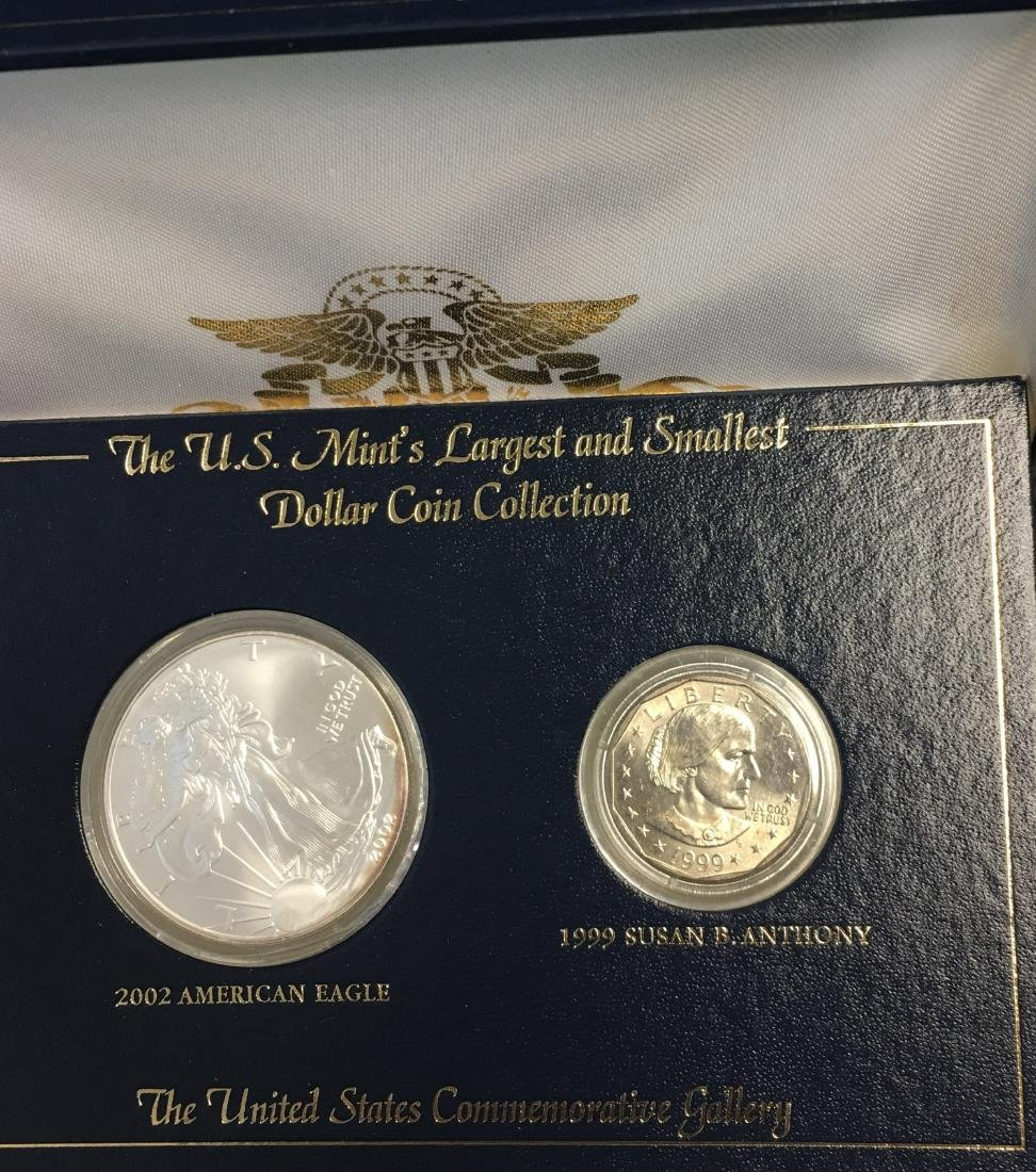 The U.S. Mint's Largest and Smallest Dollar Coin - 4
