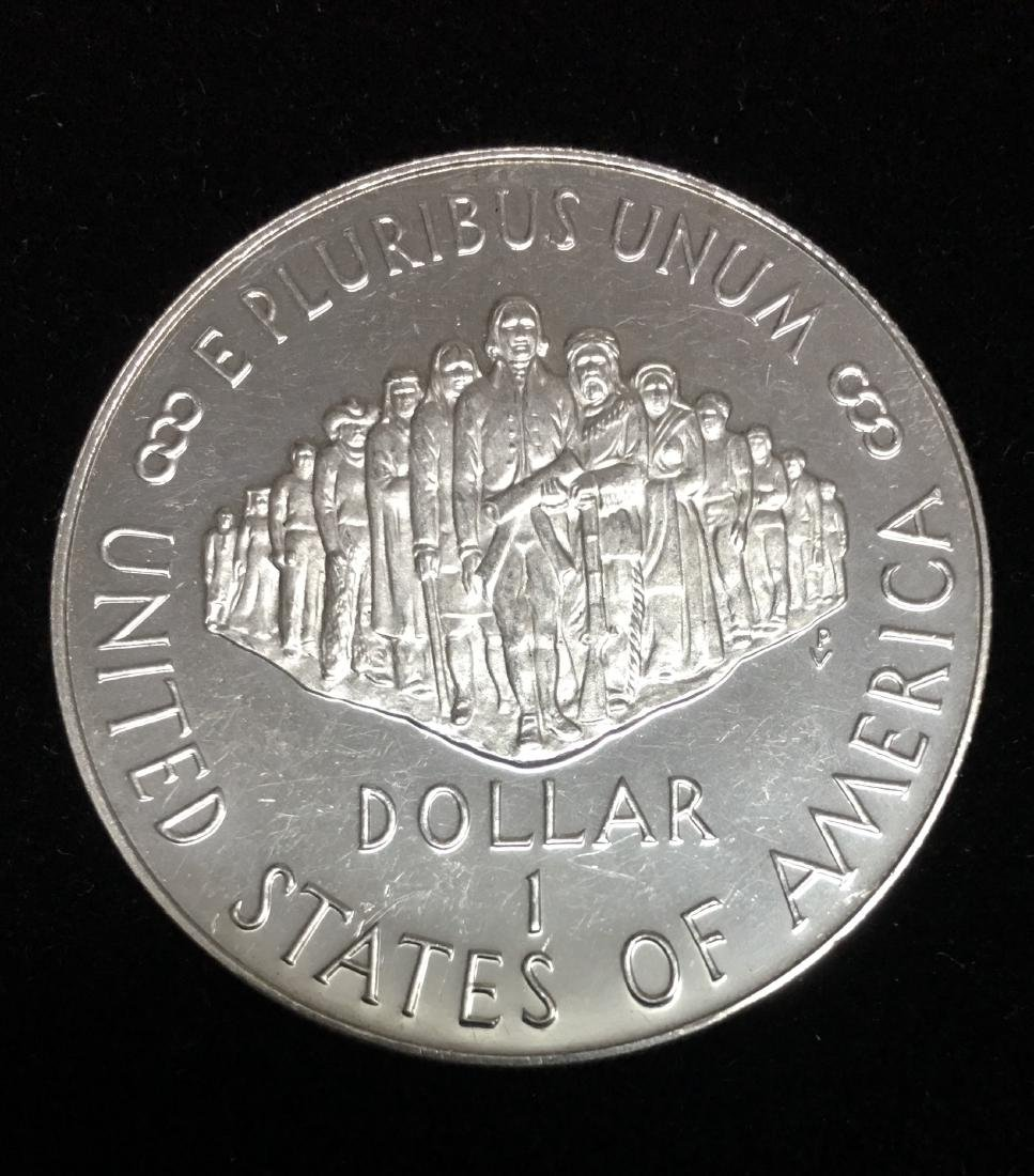 1987-S $1 U.S. Constitution Bicentennial Modern - 2