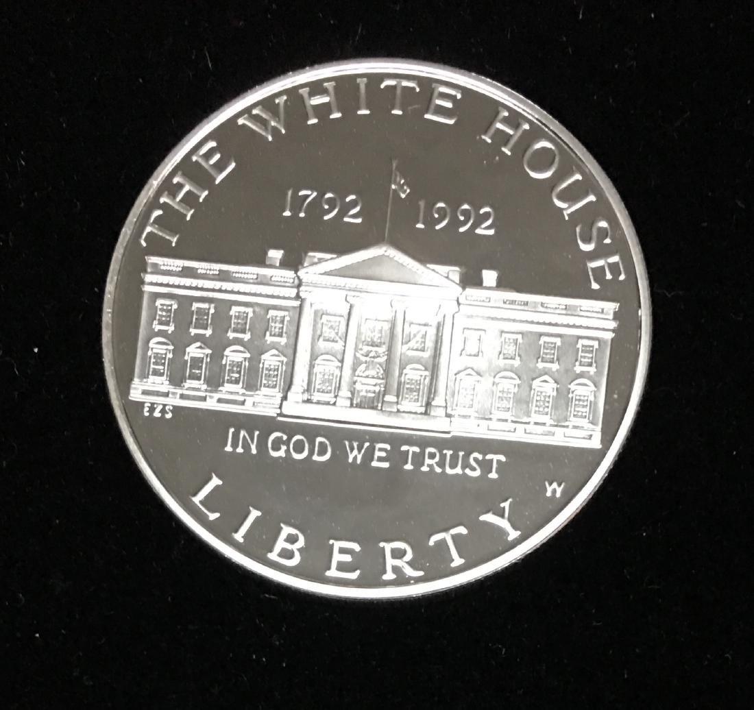 1992-W $1 White House 200th Anniversary Commemorative