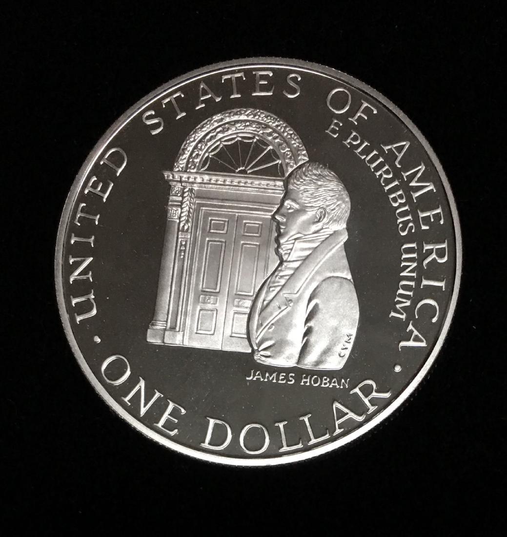 1992-W $1 White House 200th Anniversary Commemorative - 2