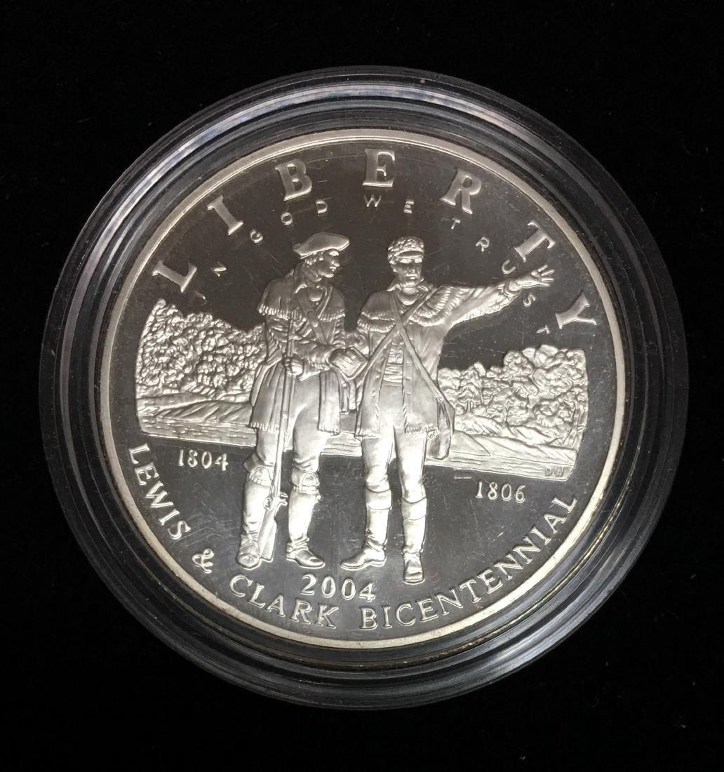 2004-P $1 Lewis & Clark Bicentennial Modern