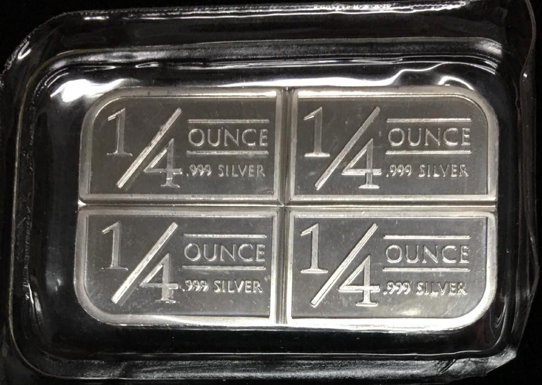 Stagecoach Silver Bar 1 oz .999 Silver Sealed - 2