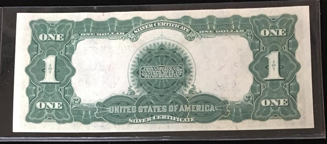 1899 $1 Large Size Silver Certificate Black Eagle GEM - 2