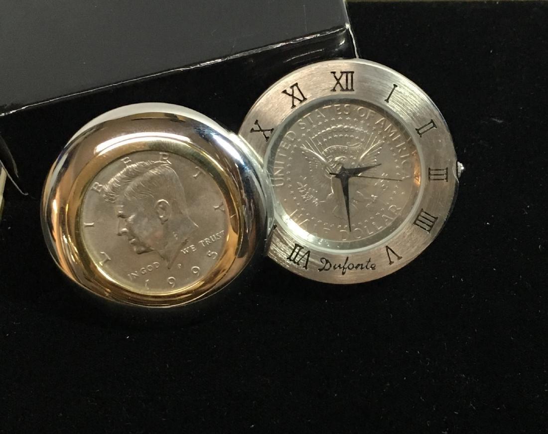 DUFONTE LUCIEN PICCARD JFK Kennedy Half Dollar $ Coins