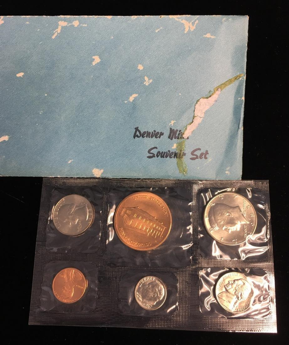 1976 U.S. Mint Bicentennial Souvenir Set