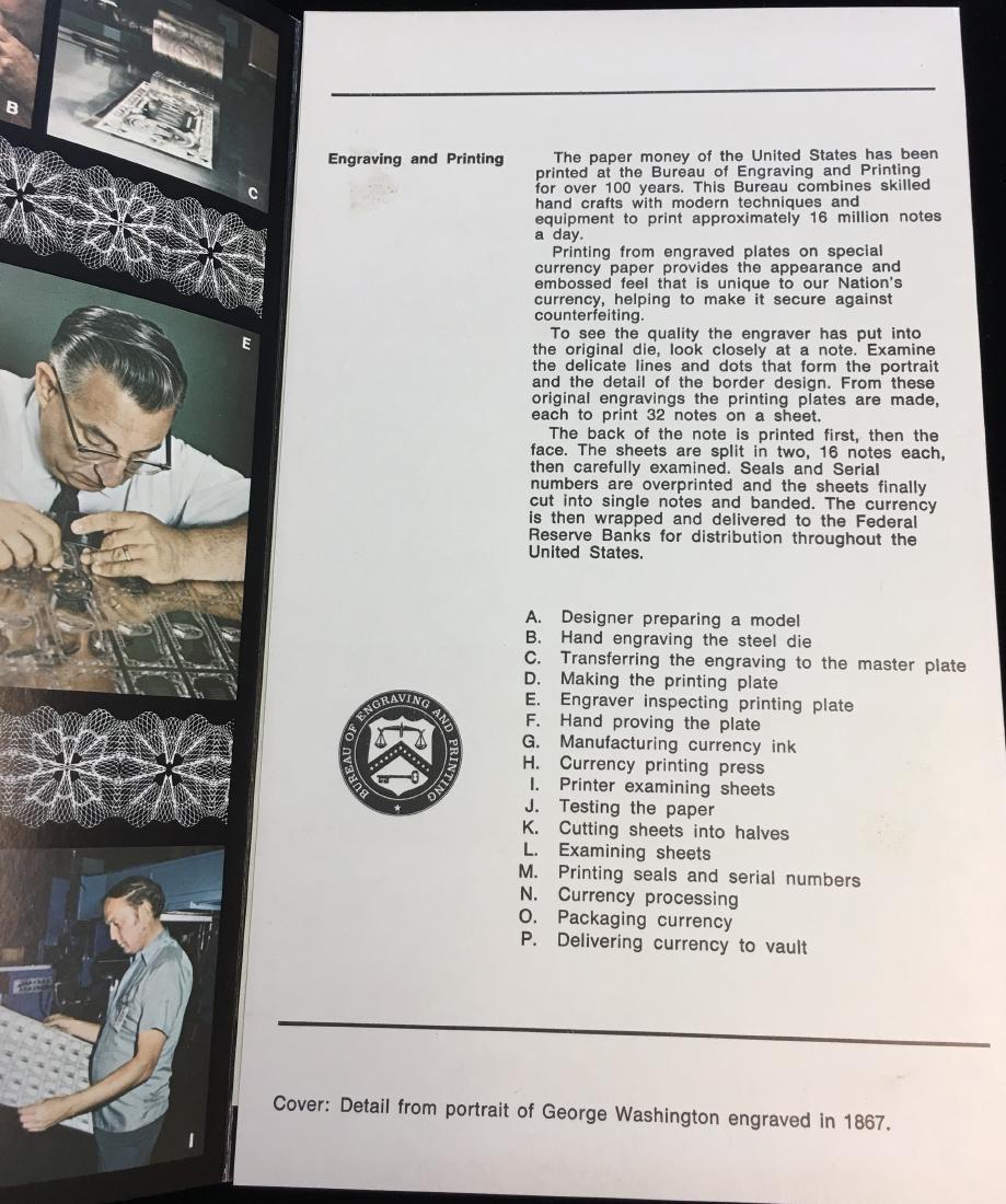$2 Two Dollars Star Note - Engraving & Printing - 4