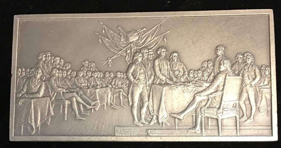 Art Bar Fine Pewter - Official Independence Hall