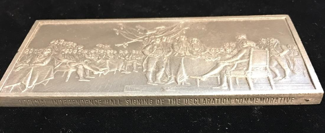 Art Bar Fine Pewter - Official Independence Hall - 2