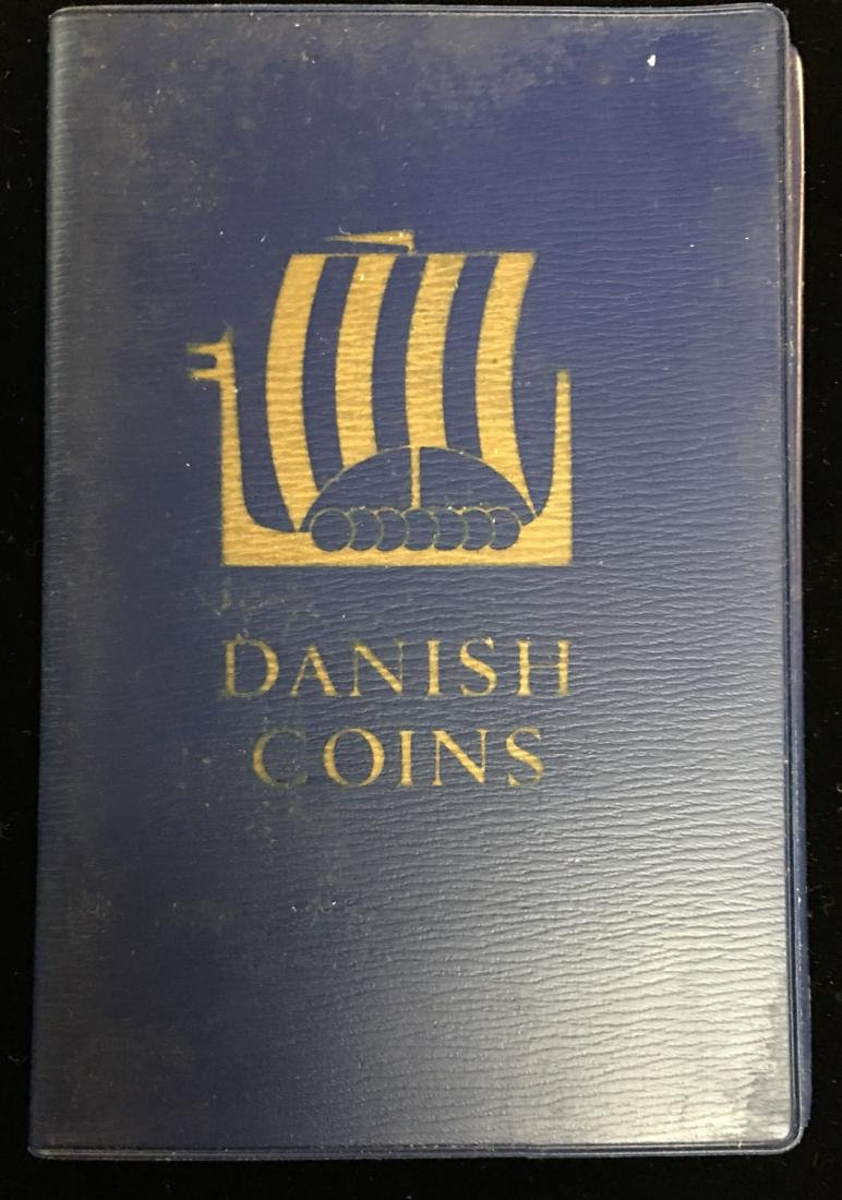 1971 Denmark Set of 7 coins (Danish Coins) Uncirculated - 3
