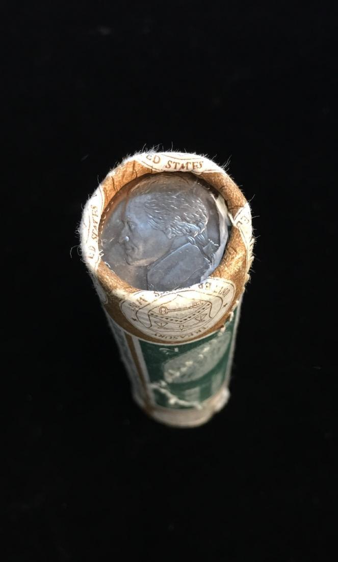 2004-P Peace Jefferson Nickels US Mint Roll of 40 - 2