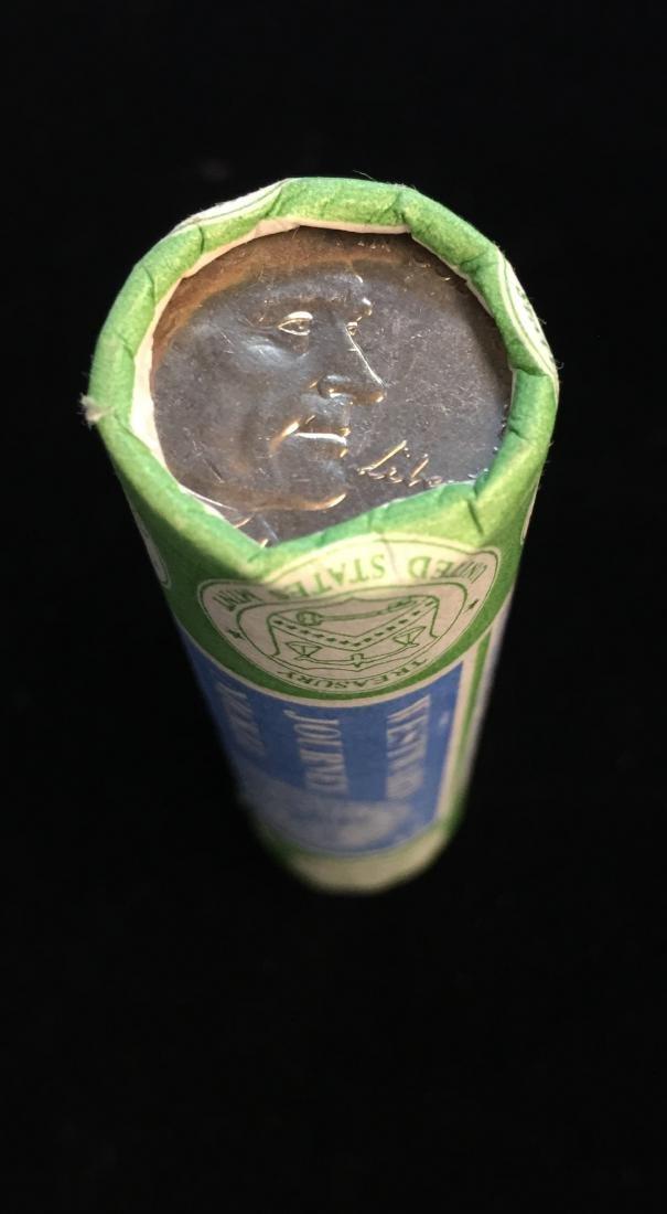 2005-D Ocean Jefferson Nickels US Mint Roll of 40 - 2