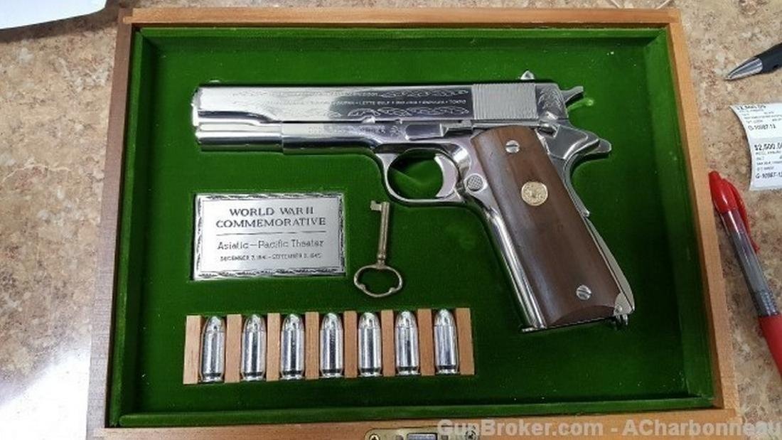 Colt 1911A1 WWII Series Pacific Theatre