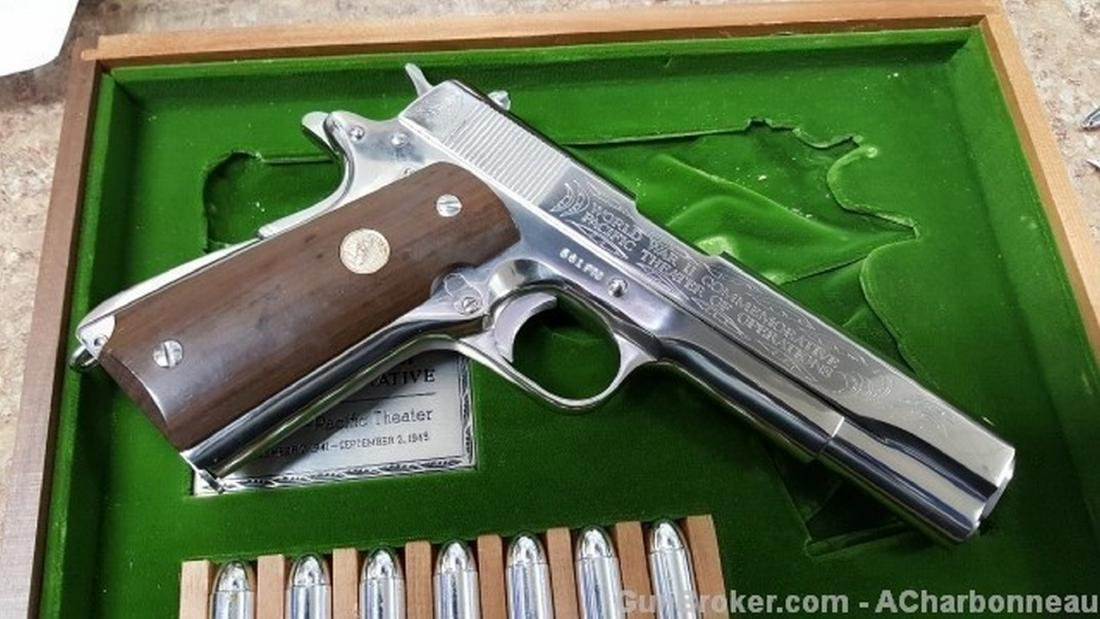 Colt 1911A1 WWII Series Pacific Theatre - 5