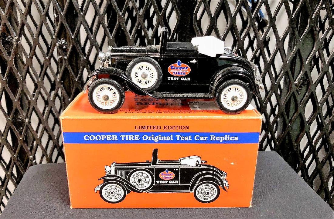 COOPER TIRE ORIGINAL TEST CAR REPLICA