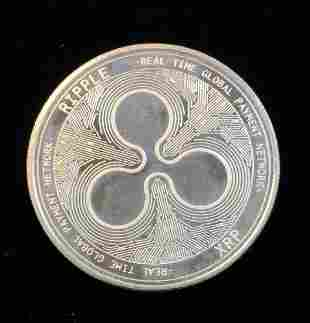 Ripple XRP Real Time Global Payment In Code We Trust 1